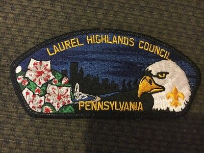 MINT CSP Laurel Highlands Council S-?