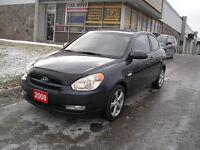2008 Hyundai Accent SPORT SUNROOF City of Toronto Toronto (GTA) Preview