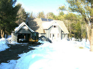New Upper Flat on Spacious Country Tract