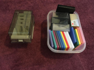 """Accessory Lot for 3.5"""" Computer Floppy Disc's"""