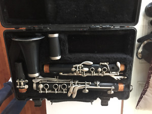Armstrong Clarinet with a LeBlanc Mouth Piece