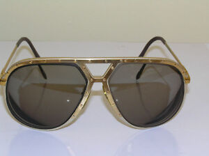 Alpina M1 Sun Glasses/made in Germany/Unisex/Frames Only/$240.00