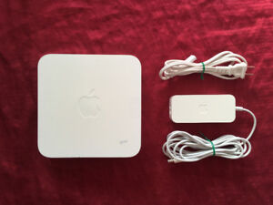 (1) Airport Extreme + (5) Airport Express Base Station
