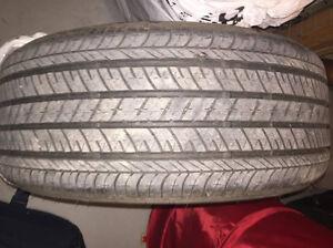 All Season Tires for SALE - Turanza Bridgestone- 225/50R/17