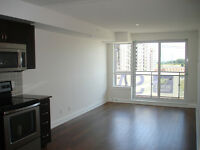 New Condo 1 +1 Bedroom Den Apartment at Bayview, Highway Hwy 7