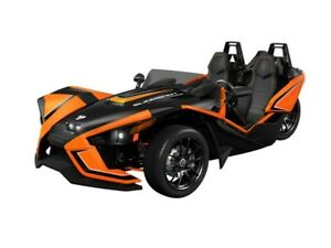 2017 Polaris SLINGSHOT SLR ORANGE EN FOLIE / 80$/sem garantie 4