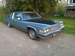1979 Cadillac coupe we ville