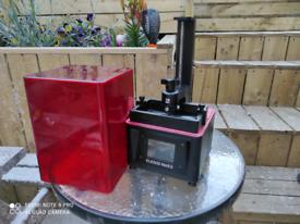Elego Mars-3D Resin Printer DLP technology