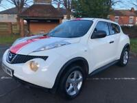 2013 63 NISSAN DUKE 1.5 VISIA DCI PURE DRIVE FSH BIG MPG 6 SPEED LOVELY DRIVE PX