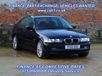 2001 Y BMW 3 SERIES 2.0 320D SE 4D 134 BHP DIESEL