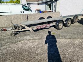 Car transporter Brian James