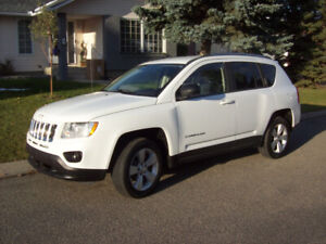 2013 Jeep Compass AWD, Requires nothing, Winter ready.