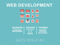 Professional Web Design For Your Business / Responsive Websites