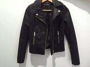 Women's Leather Jacket - Size 6 Waterloo Inner Sydney Preview