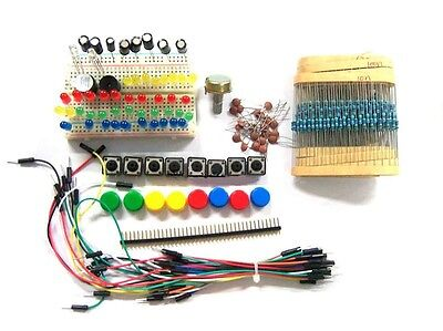 Electronics Fans Parts Component Package Kit Kit-2 For Arduino Starter Courses