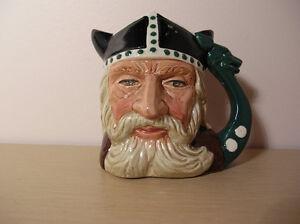 Royal Doulton Mug 4 inch VIKING