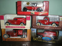 Canadian Tire Collector Banks Series 2  # 1-5