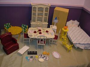 Barbie Furniture's Lot