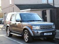 2010 Land Rover Discovery 4 - 3.0 TDV6 Turbo Diesel XS 6 Speed Auto 4x4 4WD 7-Se