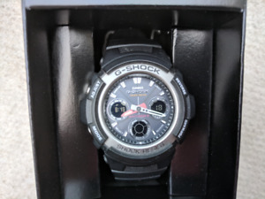 Casio G-Shock AWG101-1ACF Men's Solar Watch