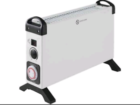 ChallengeDL06 2KW Convector Heater with Timer