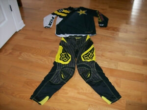 Ensemble de vêtements de motocross Fox Racing
