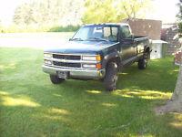 1996 Chevrolet C/K Pickup 2500 Pickup Truck