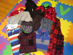 Lot of boys clothes - size 5