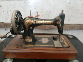 Singer vintage hand sewing machine