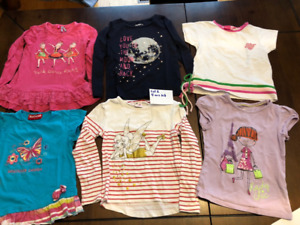 Lot 2 - vêtements fille 5 ans