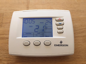 Thermostat électronique programmable Emerson