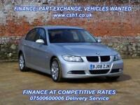 2008 08 BMW 3 SERIES 2.0 318I EDITION SE 4D 141 BHP