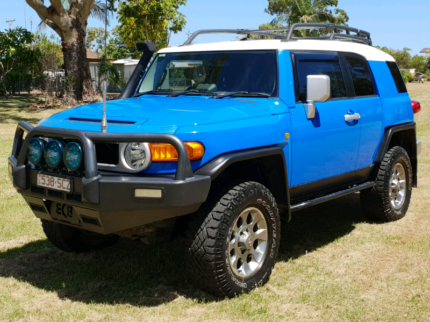FJ CRUISER - 15K  WORTH OF MODS! Coolangatta Gold Coast South Preview