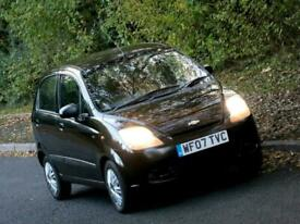 image for 2007 Chevrolet Matiz 796cc Petrol engine, Automatic gearbox, 5 Doors