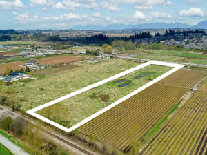 FOR SALE $1,100,000 • 5.7 Acres Land Only