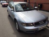 Audi a4 2.4 estate LHD LPG conversion cheap insurance and lpg
