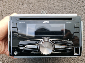 JVC KD R510 DOUBLE DIN STEREO