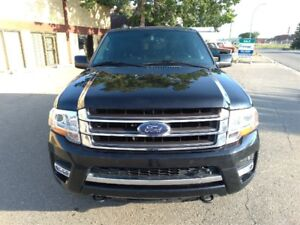 2016 Ford Expedition Limited 3.5L V6 EcoBoost SUV