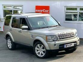image for 2011 11 LAND ROVER DISCOVERY 3.0 4 SDV6 XS 5D 245 BHP DIESEL