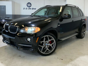 2008 BMW X5 3.0SI |4 SIDE SENSORS|PANO ROOF|ACCIDENT FREE