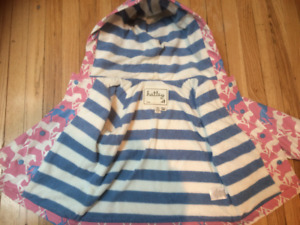 Girls Hatley Rain Coat Size 18 Months