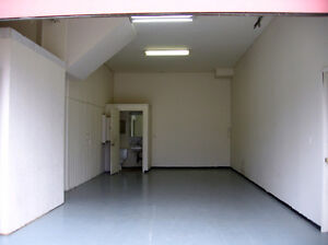 Langley City Small Business Warehouse/Office Space