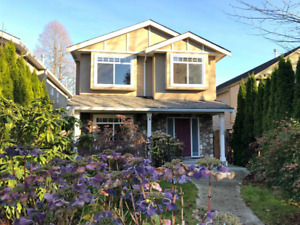 2,000+ SF 4br/5br 2-Storey Family Home in Central Lonsdale