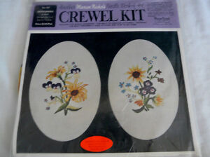 New Embroidery and Cross Stitch Kits