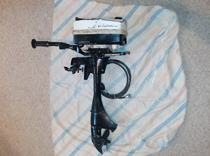 Ted Williams Outboard Motor