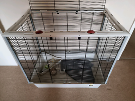 Small Pet Cage plus lots of extras