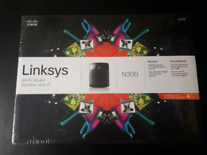 (CISCO) LINKSYS WIFI ROUTER N300