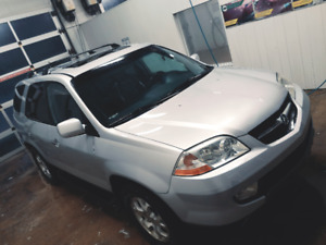 Acura MDX 2002 **ULTRA CLEAN**