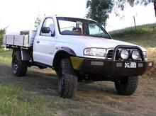 Mazda Bravo 4x4 Ute * far above your average ute * Maragle Tumbarumba Area Preview