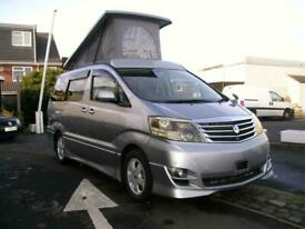 TOYOTA ALPHARD 3.0 WITH BRAND NEW CONVERSION